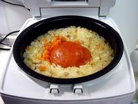 20160514_1952_炊飯器_とまるごとトマトト炊き込みご飯_DSC06422T