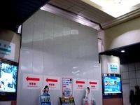 20150110_JR舞浜駅_東京ディズニー_大型エレベータ_1249_DSC04739