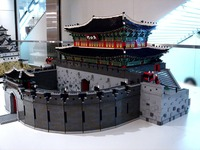20140112_津田沼パルコ_レゴで作った世界遺産展_1200_DSC00530