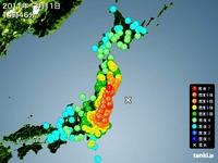 20110311_1446_東日本大震災_震度 _255931289T