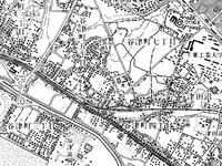 1965年_昭和40年_習志野市谷津3_谷津地区_地図_132