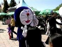 20151025_中国_偽物キャラクター_国営遊園地_ドラえもん_010