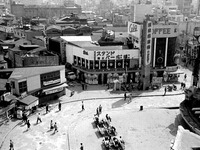 1965年_東京都_新橋駅_西口_飲食店街_110