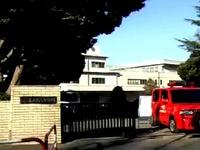 20131223_船橋市薬円台_千葉県立薬園台高校_火災_052