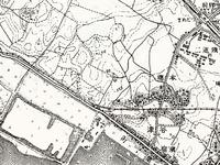 1917年_大正06年_習志野市谷津3_谷津地区_地図_110