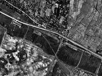 19470808_船橋市宮本9_京成バス船橋営業所_花輪車庫_USA-M389-168G