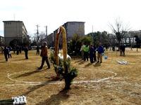 20140112_習志野市袖ケ浦西近隣公園_どんと焼き_1016_DSC00135