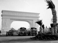 1965年_昭和40年_船橋ヘルスセンター_平和の門_DSC07622T