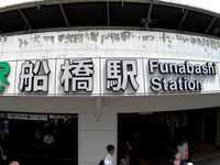 20160821_1037_船橋駅_連絡通路_デジタルサイネージ_C001340