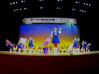 20151024_消防音楽隊_ステージマーチングショー_1558_C0017060