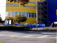 20140112_イケア船橋_モミの木クリスマスツリー_回収_0907_DSC00002