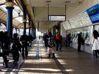 20150110_JR舞浜駅_東京ディズニー_大型エレベータ_1411_DSC04834