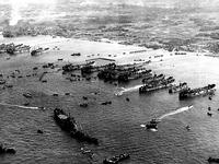 1945年_昭和20年04月01日_沖縄本島上陸_沖縄戦_米軍_012