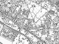 1975年_昭和50年_習志野市谷津3_谷津地区_地図_142