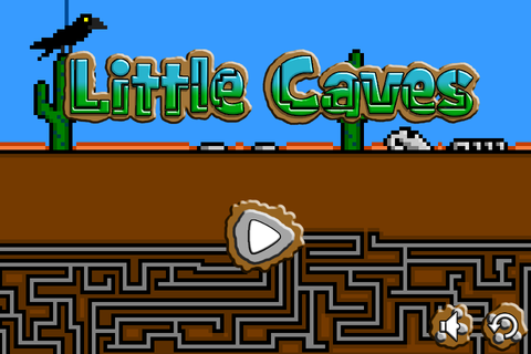 Little Caves - 圧倒的な地下迷宮に酔いしれるハエの大冒険。オススメ(無料)