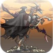 Necrorun - 漆黒の長槍(ジャベリン)を持って死神がやってきた!(85円)