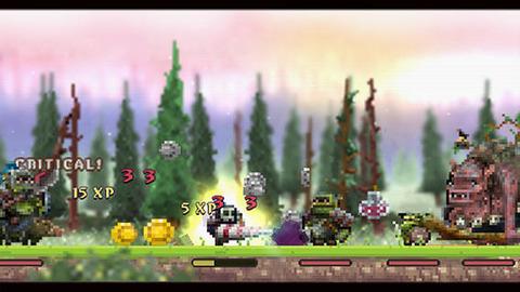 Loot Hero - 爽快に敵をなぎ倒す!無双系ランRPG。