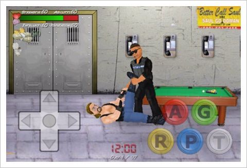 Hard Time (Prison Sim) - ある意味グランド・セフト・オートを超えた?なんでもありの刑務所オープン・ワールド!