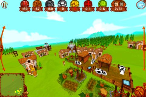 Monarchia - あなたが想像する世界にひとつだけの村作り。