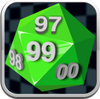 Geomelix - 操作性が気持ち良い多面体・周辺視野パズル。(無料)