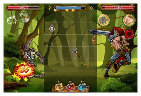 Duel For Dragons - やり込み要素のある戦略バトルゲーム。