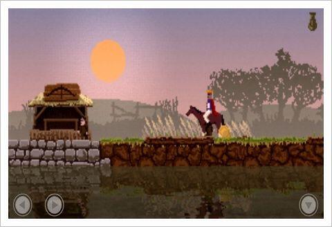 Pixel Kingdom. - その王、民を率いて10夜の後、王国を築く。