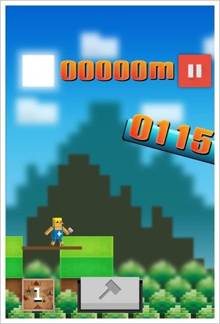 BridgeMe - 帰宅途中の主人公を家まで導く橋渡しゲーム。