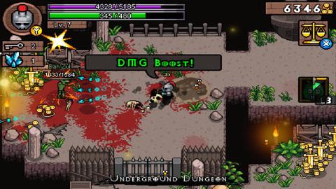 Hero Siege - ハック&スラッシュなサバイバルRPG。