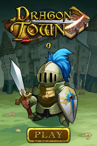 Dragon Town - Triple Townとほぼ同じRPG風マッチ3パズル。無料