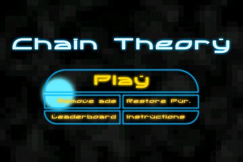Chain Theory - ワンタップでキューブを破壊。(無料)