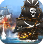 Pirates 3D Cannon Master - 某パイレーツ映画風の海賊アクション。(無料)