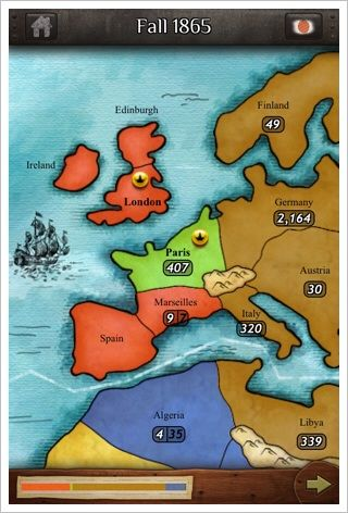 Empires2 - RISK系の戦略国取り合戦。