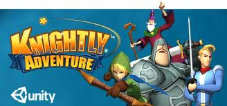 【今後リリース】Knightly Adventure - クロスプラットフォームのストラテジーMMORPG。