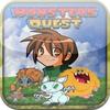 Monsters Quest - ポケモン風、相当気の抜けた脱力モンスターハント。(無料)