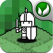 RPG スネーク-アクアの大冒険 - まったりRPG風スネークゲーム。(115円)