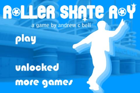 Roller Skate Roy mobile - 目指せ光GENJI。