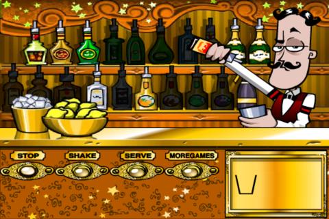 bartender - バーテン気分でカクテルパーチー。