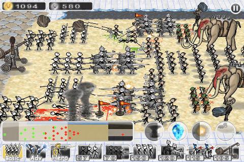 Doodle Wars 3: The Last Battle...