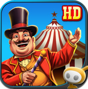 Circus City HD / Space City - Glu Gamesの箱庭ゲーム。(無料)