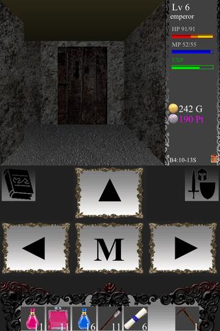 パスオブラビリンス - 懐かしい感じのローグライク3DダンジョンRPG。