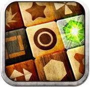 Swivel - 寄木細工のような駒を回転させる美しいパズル(115円)