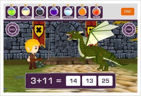 Math Battle - 計算で戦う!俺は電卓勇者だっ