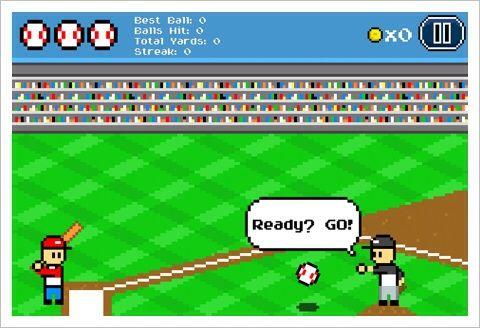 8-Bit Baseball - こだわりのカスタマイズ機能付きのシンプル野球ゲーム。