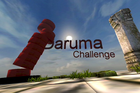 Daruma Challenge - Unreal Engine de Daruma Otoshi