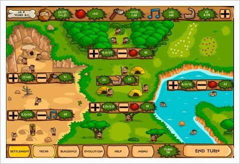 Pre-Civilization: Bronze Age - 石器時代の文明開拓シミュレーション。