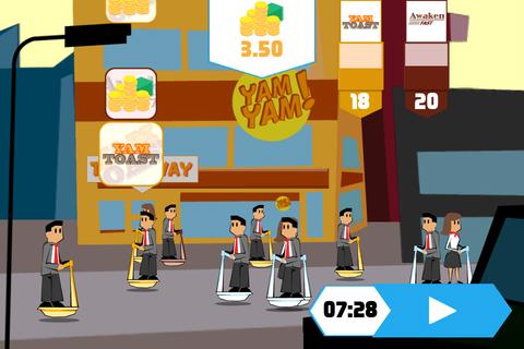 YamYam - 商品価格をコントロールする店舗経営シミュレーション。