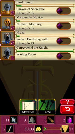 Merchant to the Stars - 冒険者の武器の買取、修理、販売を行って、ダンジョン攻略を手助けする裏方RPG。