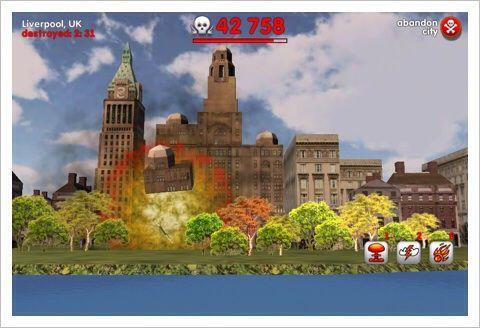 End of Days - 与えられたミッションは世界中の街の破壊。