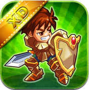 Battle Fury XD - 懐かしい感じの戦略シミュレーションRPG。おもしろい(1,000円→無料)