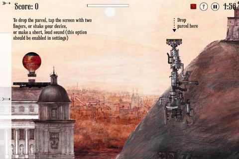 howler(無料) - 気分は中世絵画の中の世界。気球誘導ゲーム。